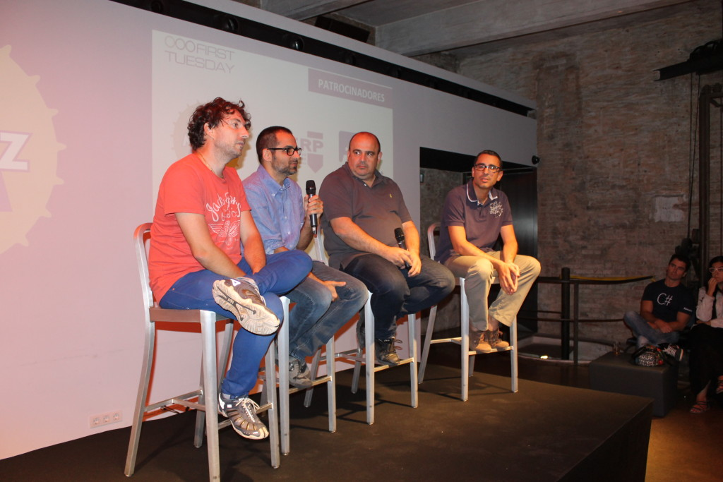 first tuesday 2015 barcelona septiembre