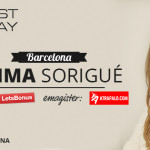 Gemma Sorigué, CEO en Deliberry, en el First Tuesday Barcelona de enero