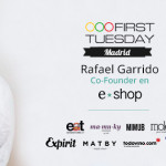 Rafael Garrido es el invitado de First Tuesday Madrid en abril