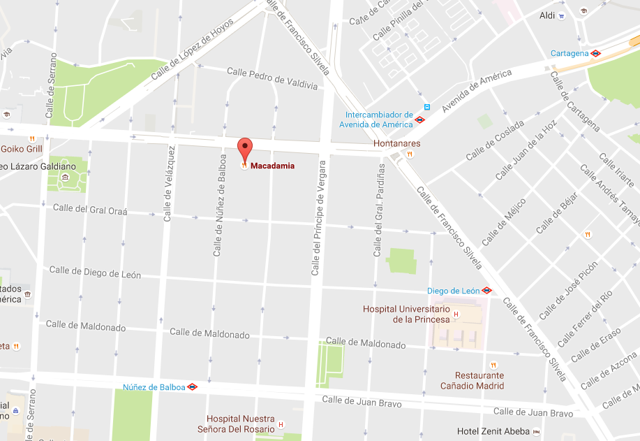 First Tuesday Madrid - MAPS