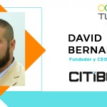 David Bernabeu, CEO de Citibox, en el First Tuesday Madrid de junio