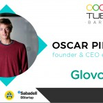 Arrancamos el curso con Oscar Pierre, CEO y fundador de Glovo, en First Tuesday Barcelona