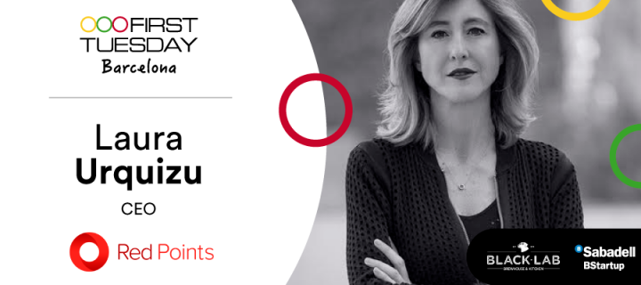 Laura Urquizu, CEO en Red Points, en First Tuesday Barcelona de febrero